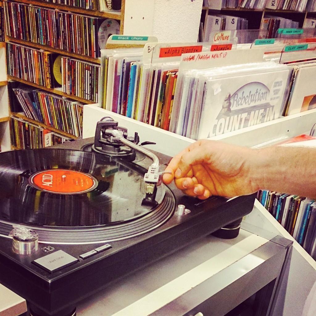Cover von Zürich die Vinyl-Stadt