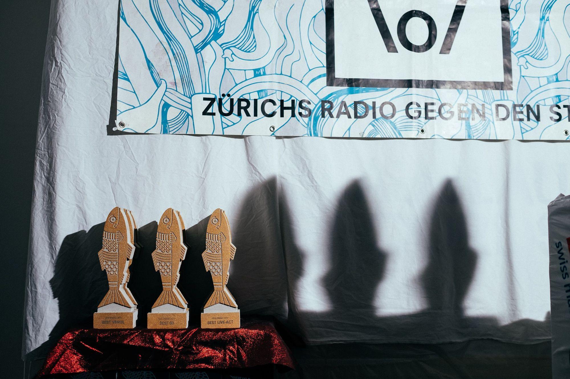 Cover von GDS.FM verleit den goldenen Lachs